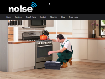 The Microsites team deploy NoiseUK website redesign