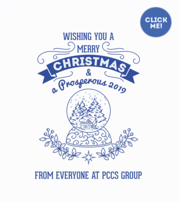 Merry Christmas from PCCS Group