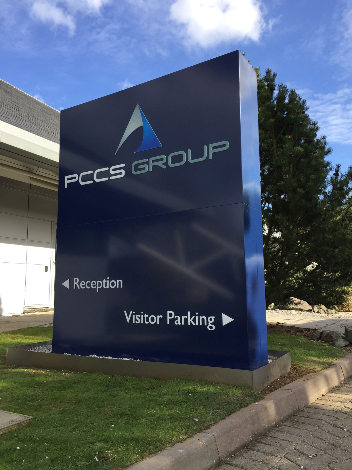 PCCS Group Visitor Parking